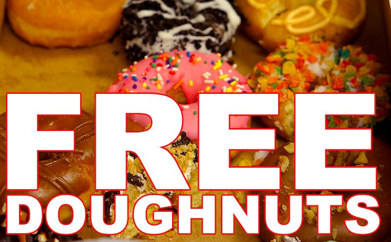 free-donuts
