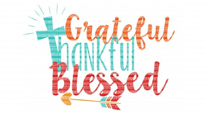 Thankfulness Equals Happiness