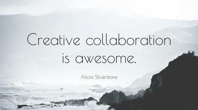 Alphabet Soup: C Is For Collaboration