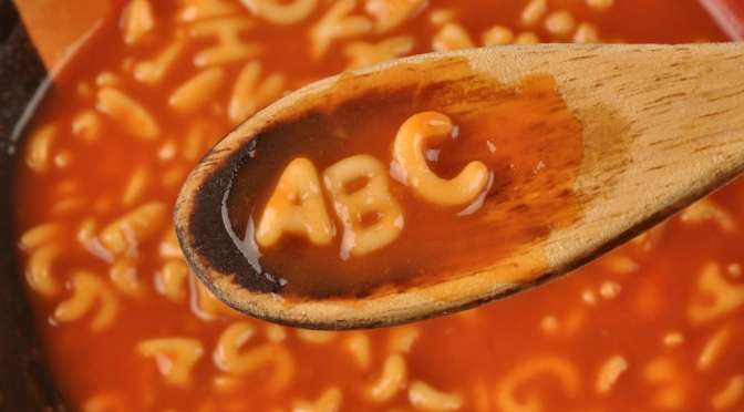 My Alphabet Soup Challenge