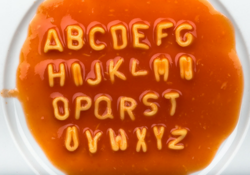 Alphabet Soup Challenge: D is for Distractions