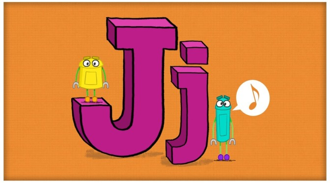 "Alphabet Soup Challenge:""J"" is for Jerilyn"