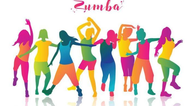 Alphabet Soup Challenge: Z Is For Zumba